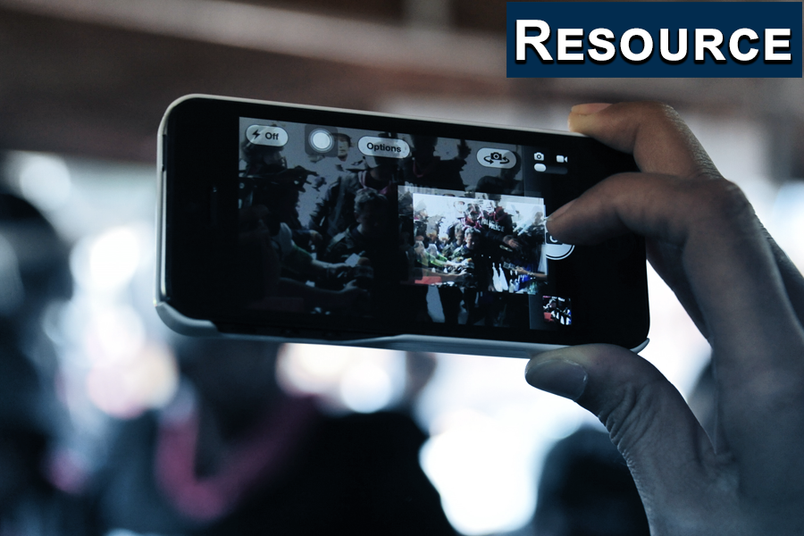 Download the Resource - Filming the Police: Tips for Police Officers and Those Who Film Them (.PDF)