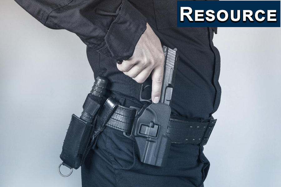 Download the Resource - Use of Force Policy Guidelines (.PDF)