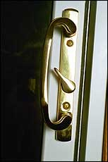 Doorwall handle