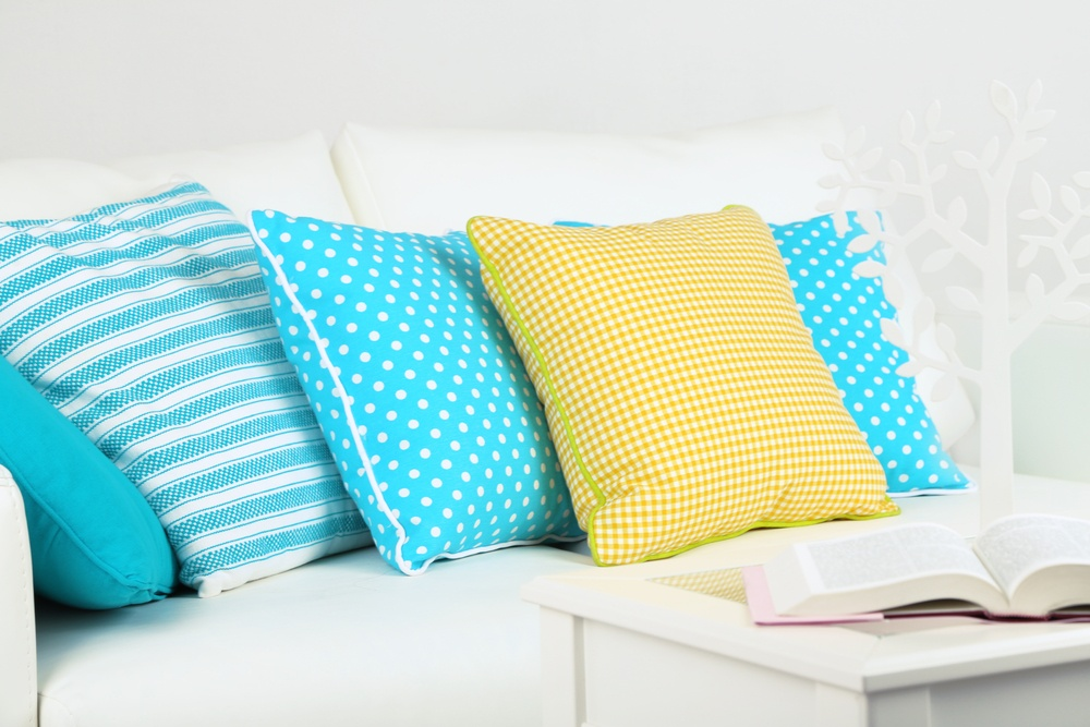 How to Add a Pop of Color to Your Home for Spring