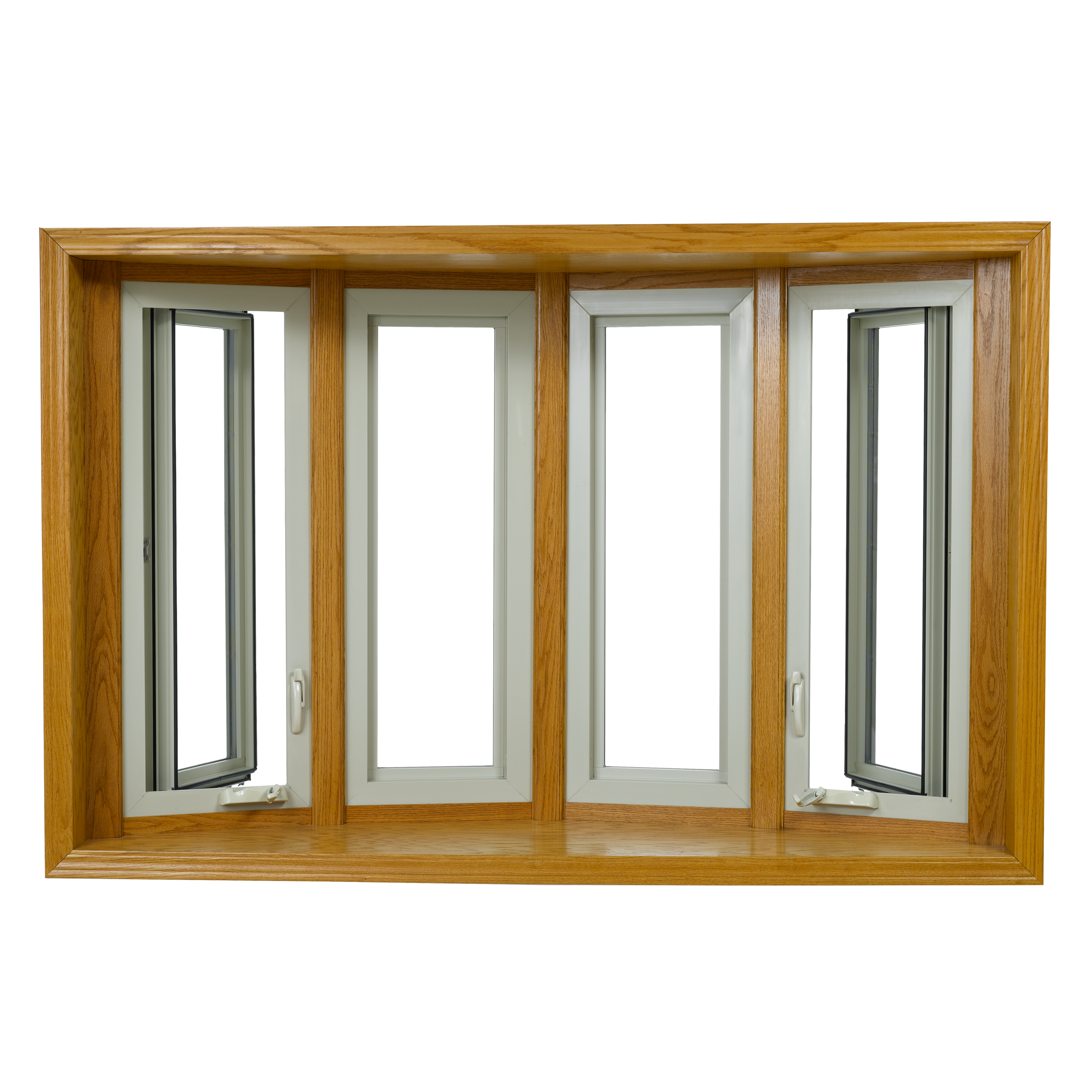 Wallside Windows Bow Window
