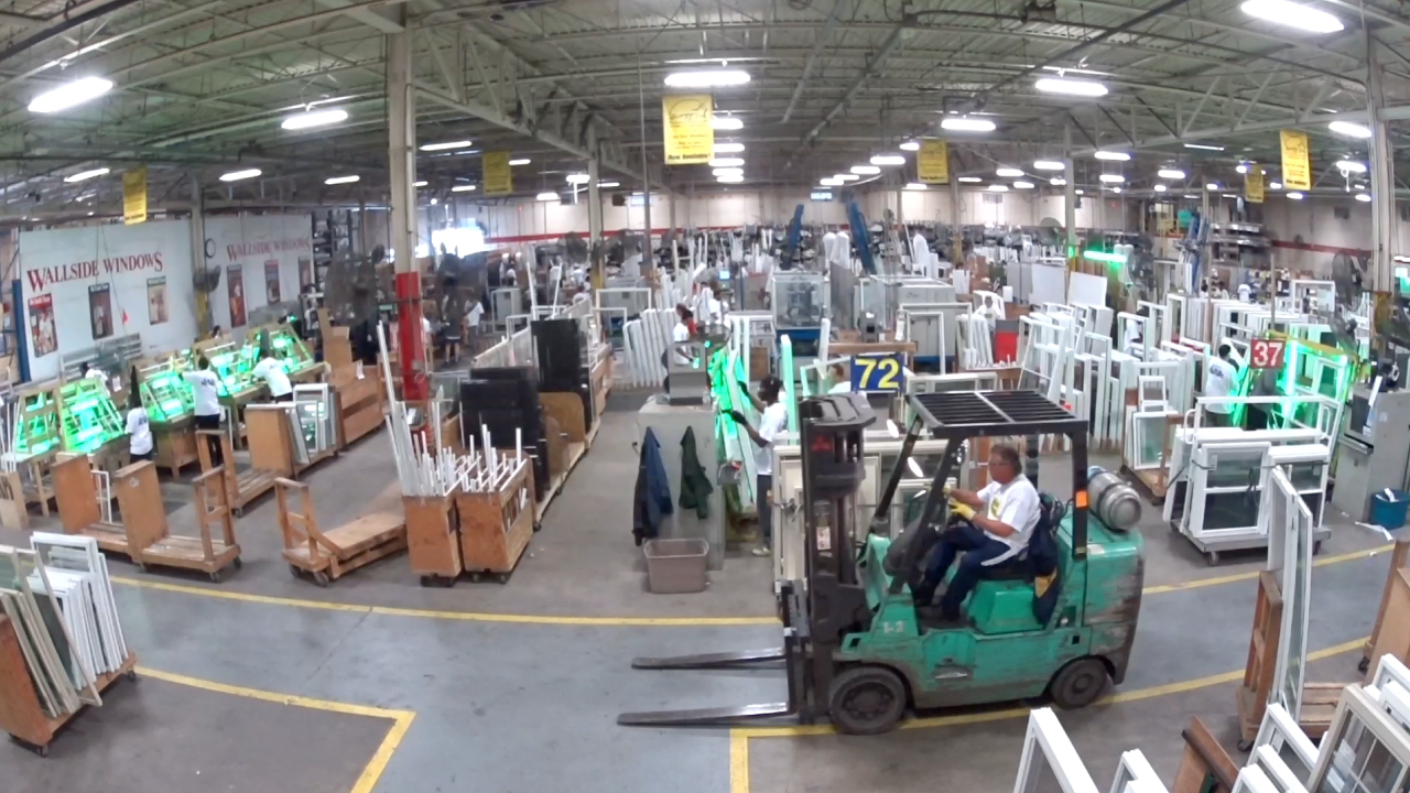From your factory to The Factory, Wallside Windows serves automotive employees when it comes to installing new windows at home.