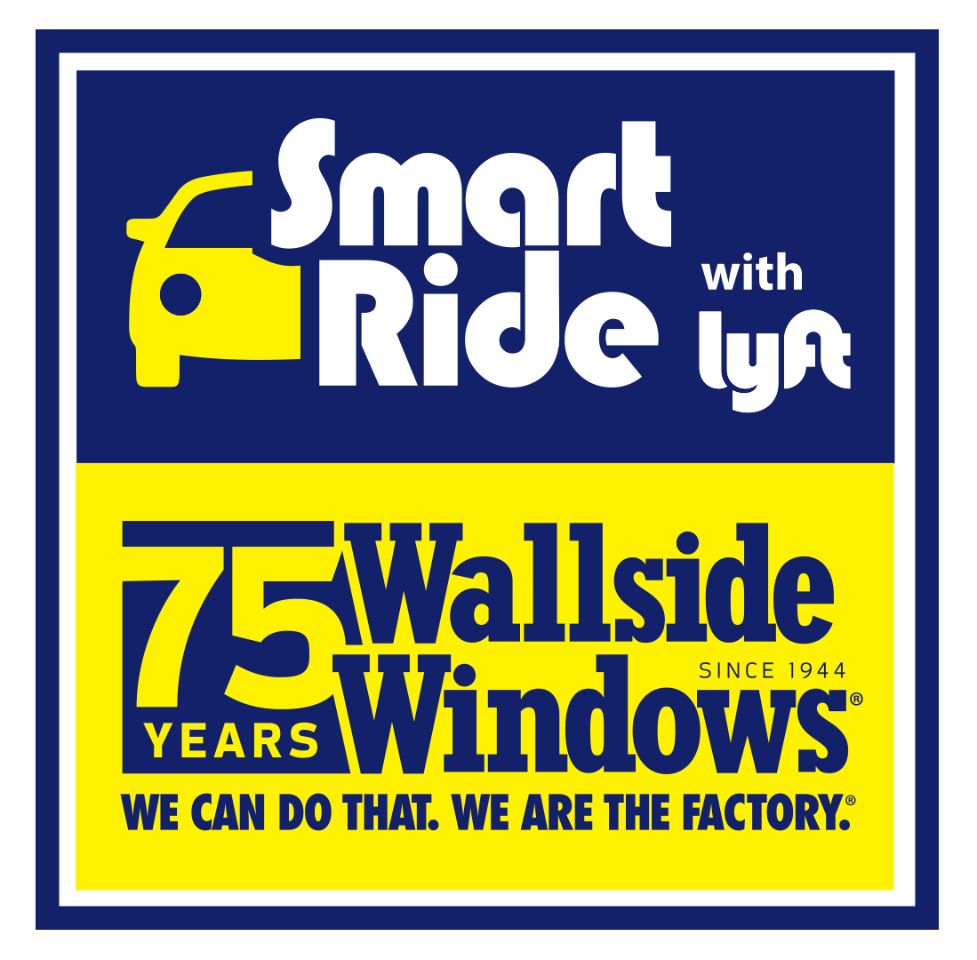 Smart Ride With Wallside Windows
