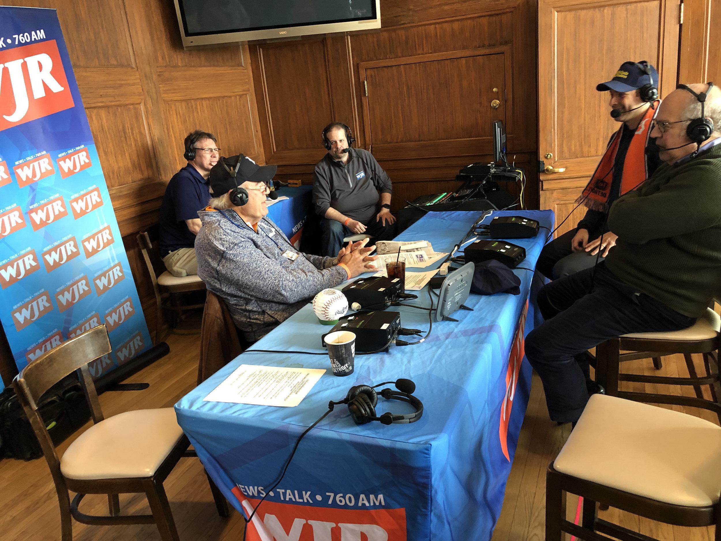 WJR Radio