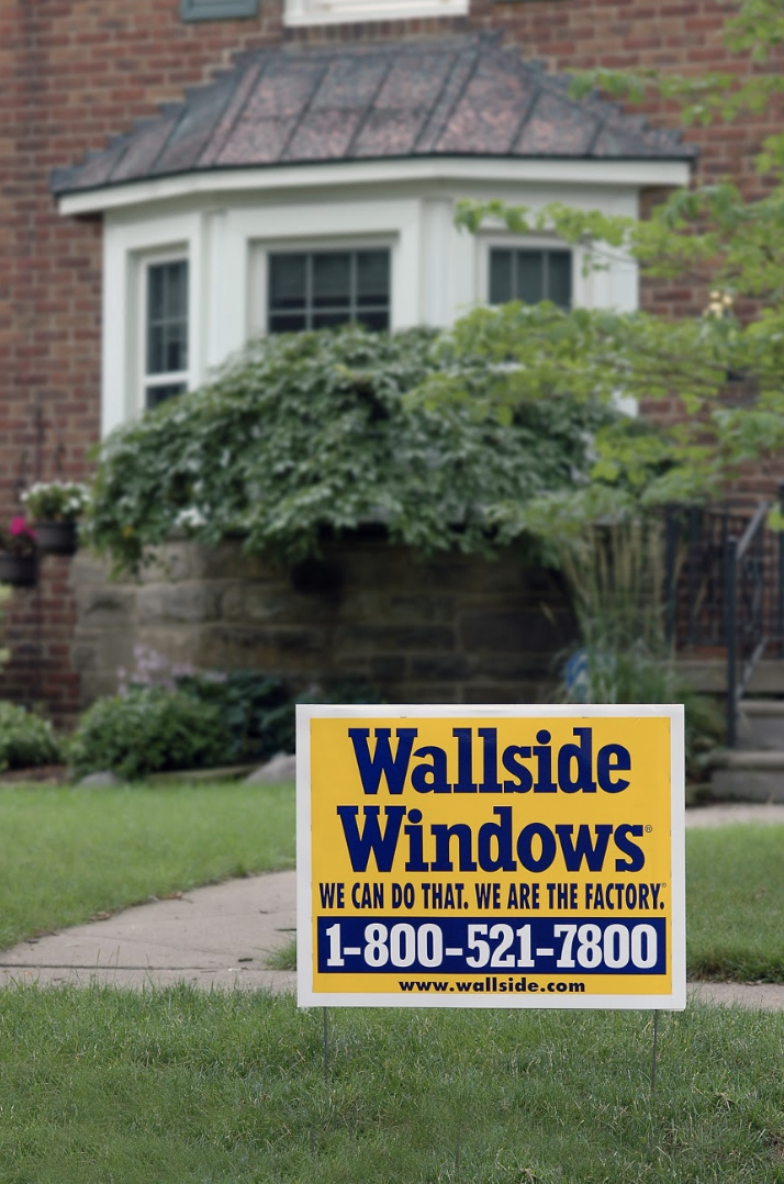 Ever wonder what your windows are worth? If you have Wallside Windows, it could make selling the home easier.