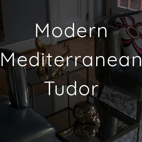 Modern Mediterranean Tudor