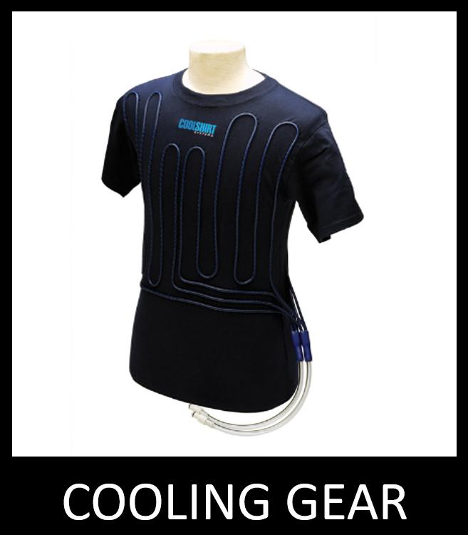 Cooling Gear Menu