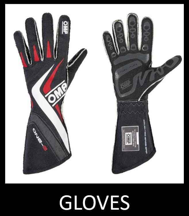 Gloves Menu