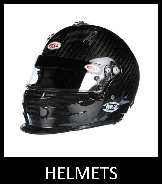 Helmets Menu