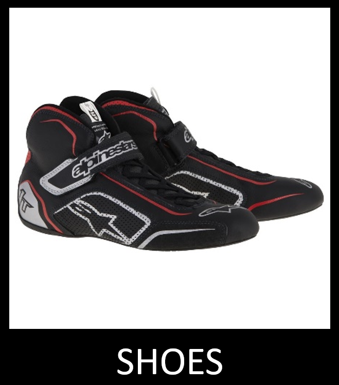 Shoes Menu