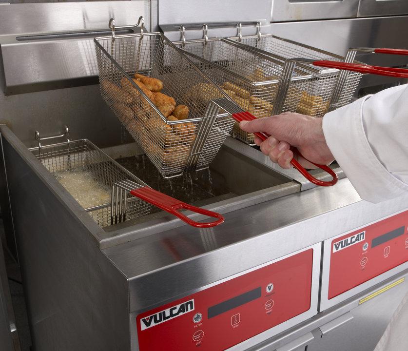 Vulcan Energy Star High Efficiency Fryers from Boston Showcase Company