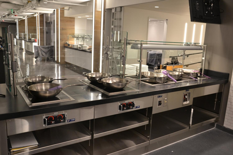 Emerson College Dining - Boston, MA