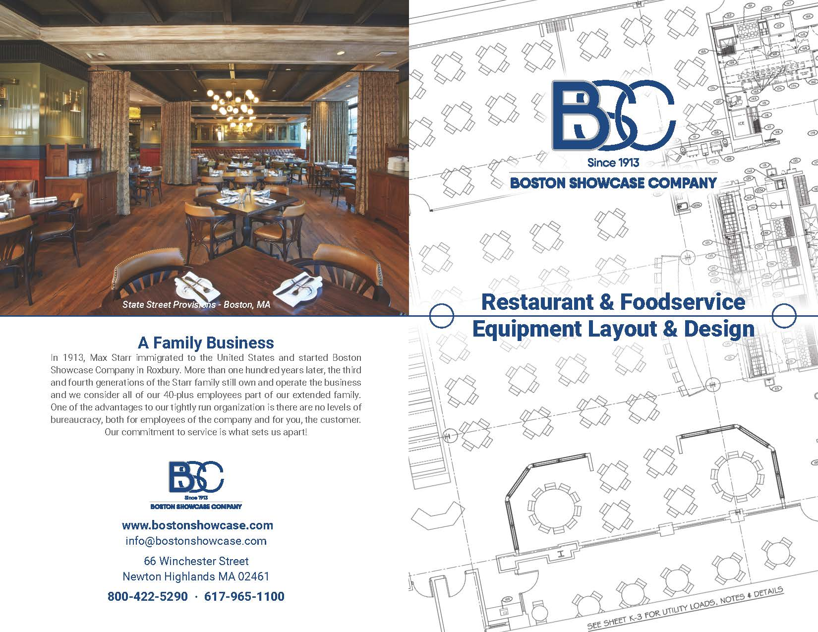 Restaurant And Foodservice Equipment Layout Design
