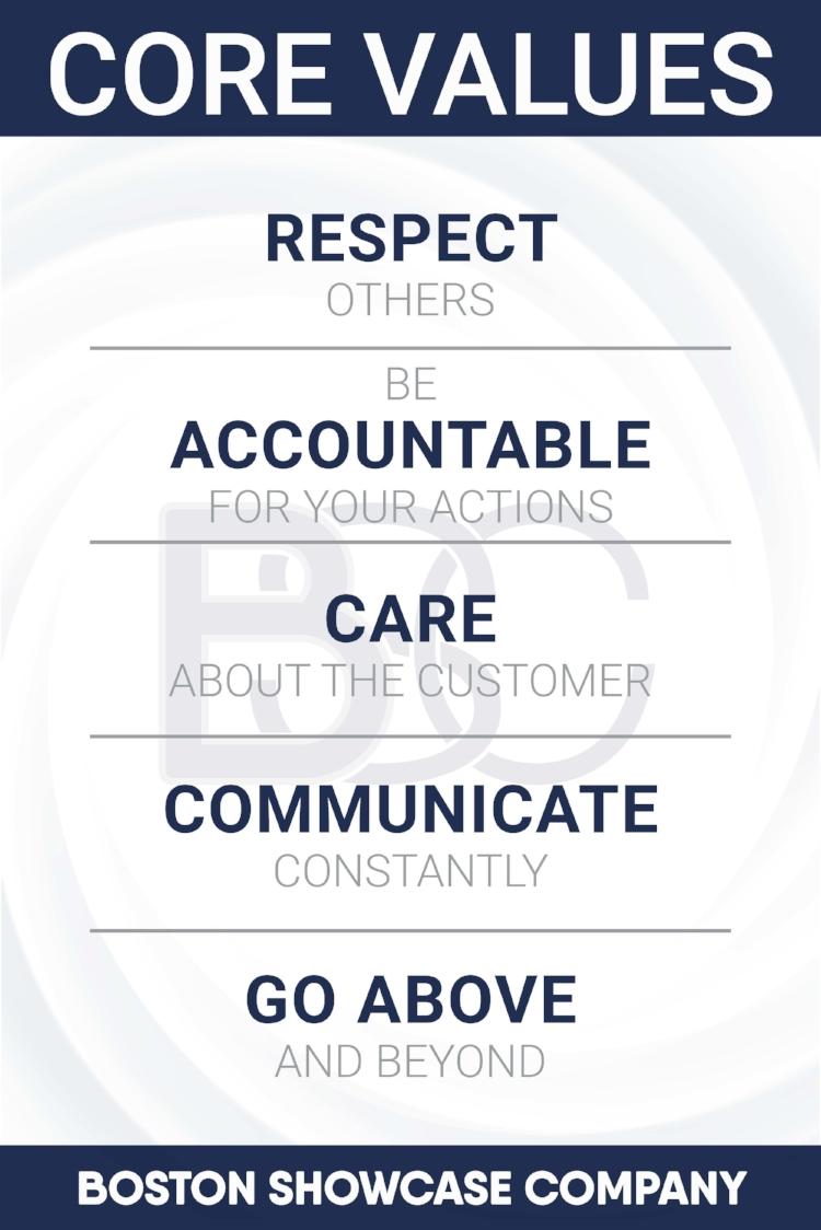 BSC Core Values