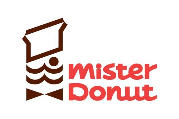 1950's - The four Starr boys, including Leonard and Erwin, work in the business, while BSC designs and supplies hotels throughout the United States and in parts of South America. BSC also supplies the Mr. Donut chain, which preceded Dunkin' Donuts.Photo: Original Mister Donut logo