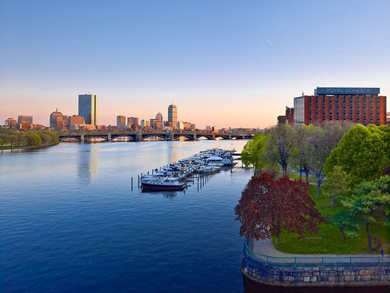 1980's - Through Jason's close relationships with prominent hoteliers, Boston Showcase Company works with Embassy Suites, Sonesta Hotels and Guest Quarters on numerous projects.Photo: The Royal Sonesta in Cambridge on the Charles River
