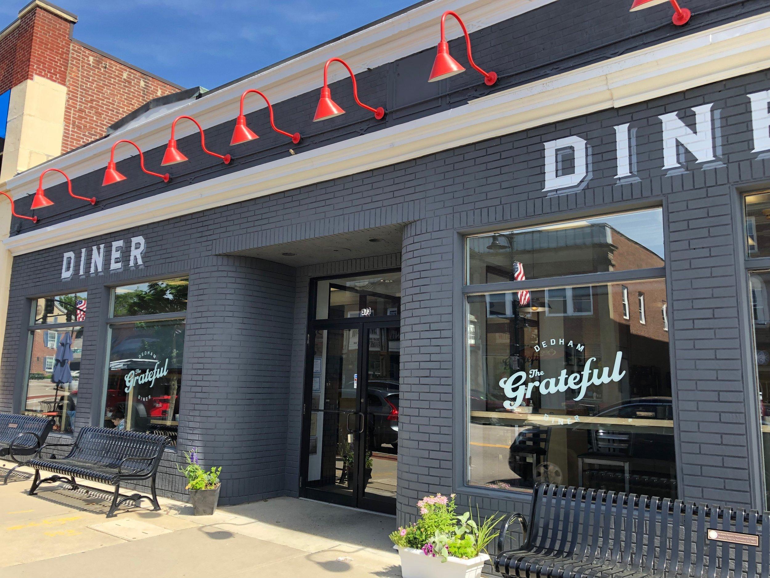 Grateful Dedham Diner - Dedham, MA