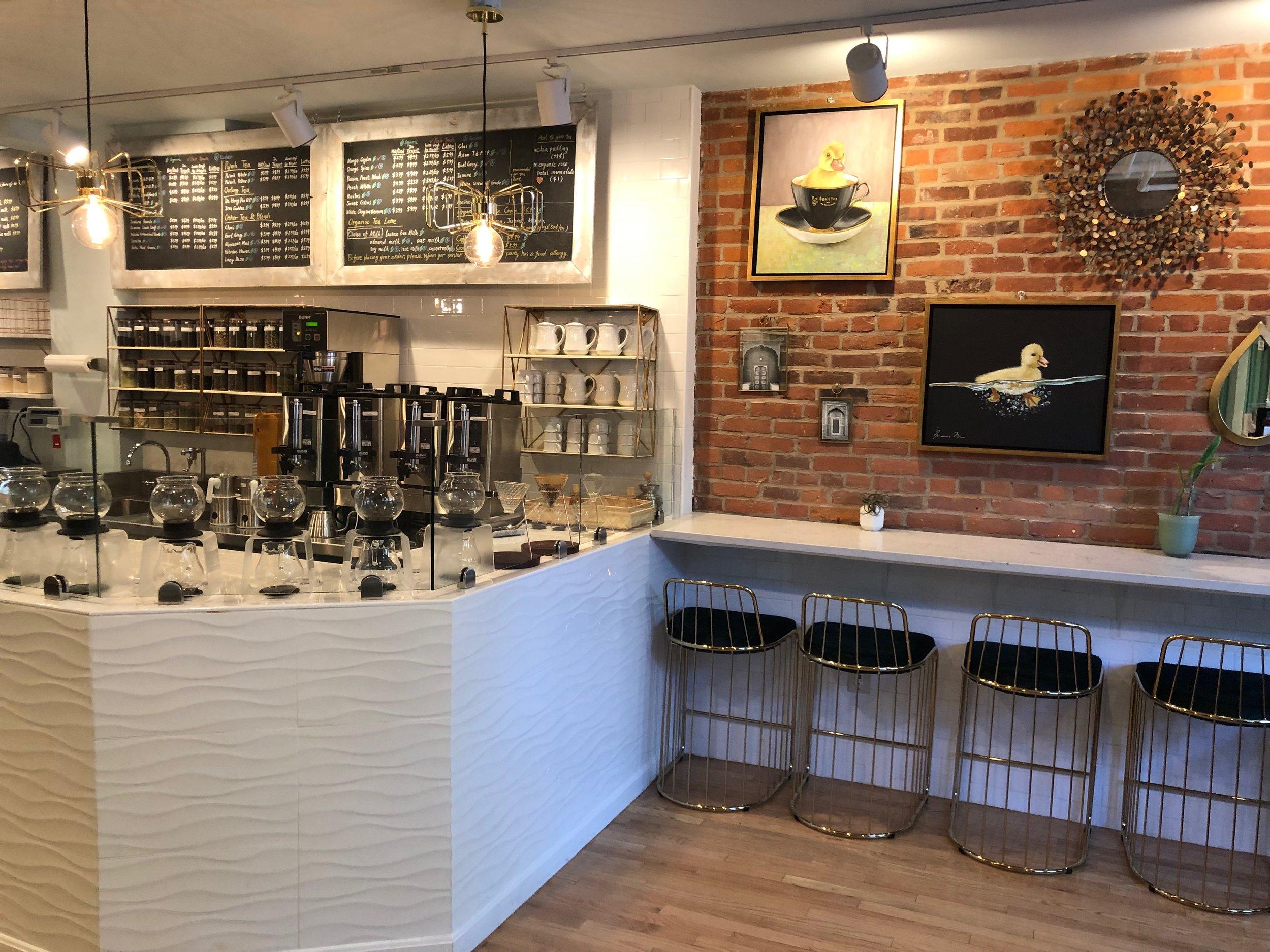 EgaliTea Organic Cafe - Boston, MA