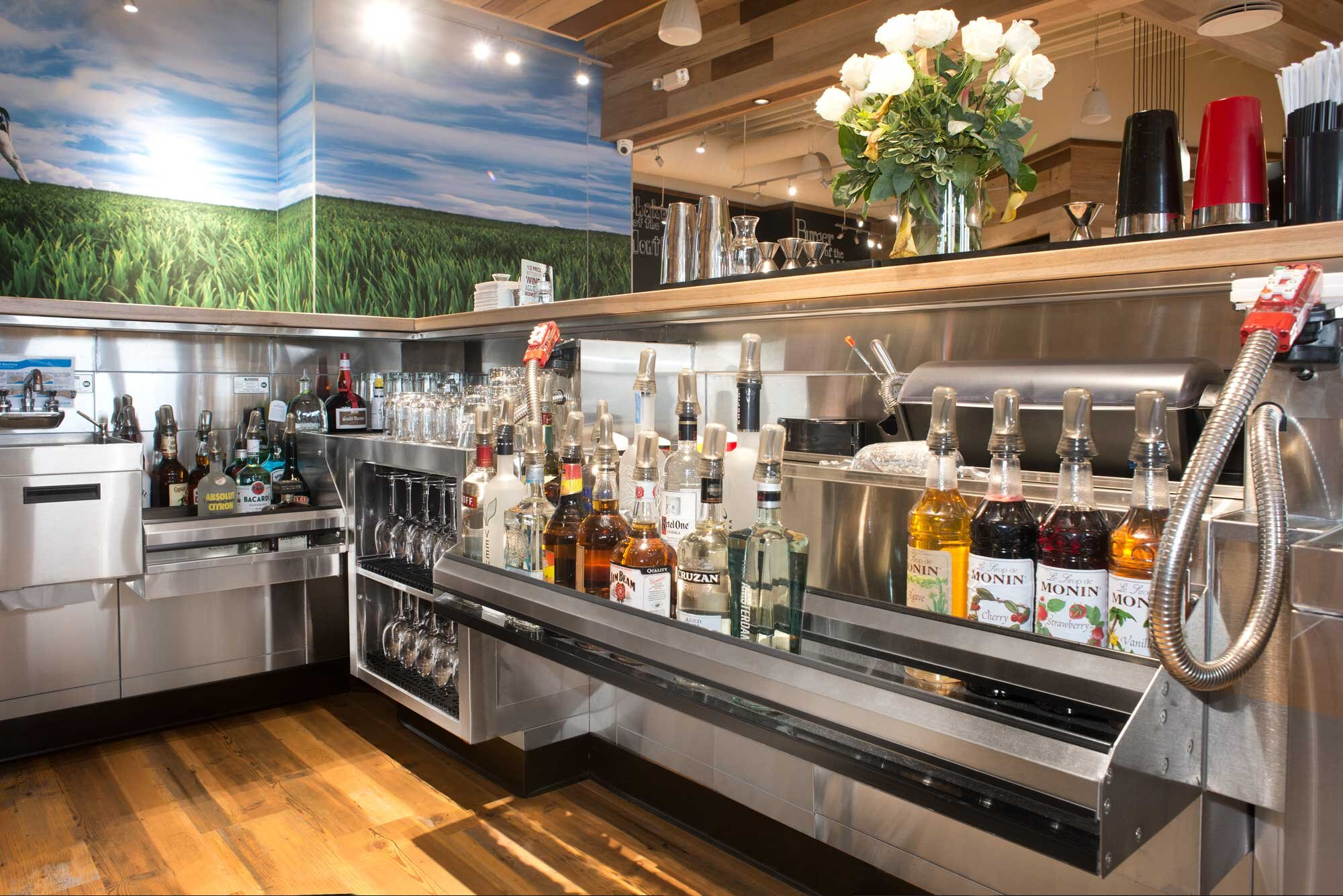 The Importance Of Bar Layout And Design Boston Showcase Company