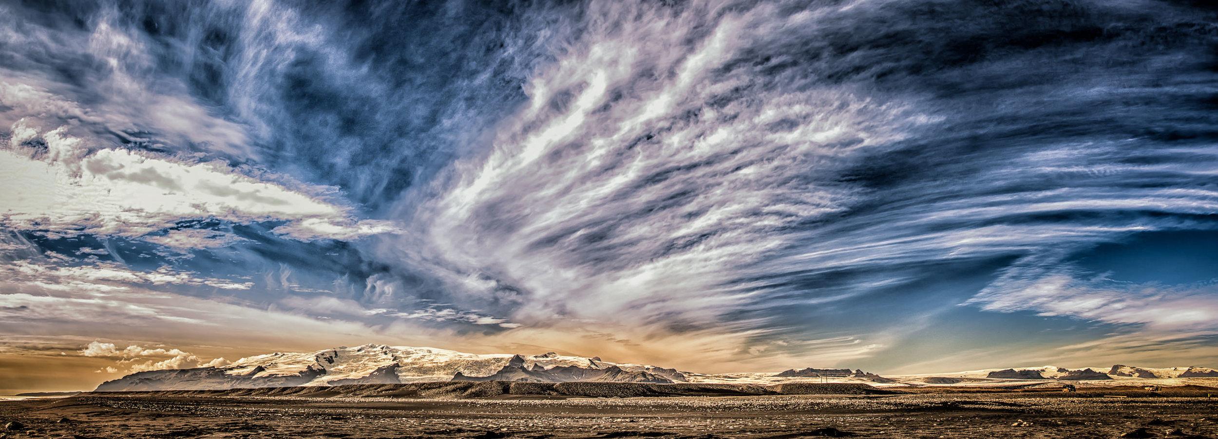 Icelandic Skies