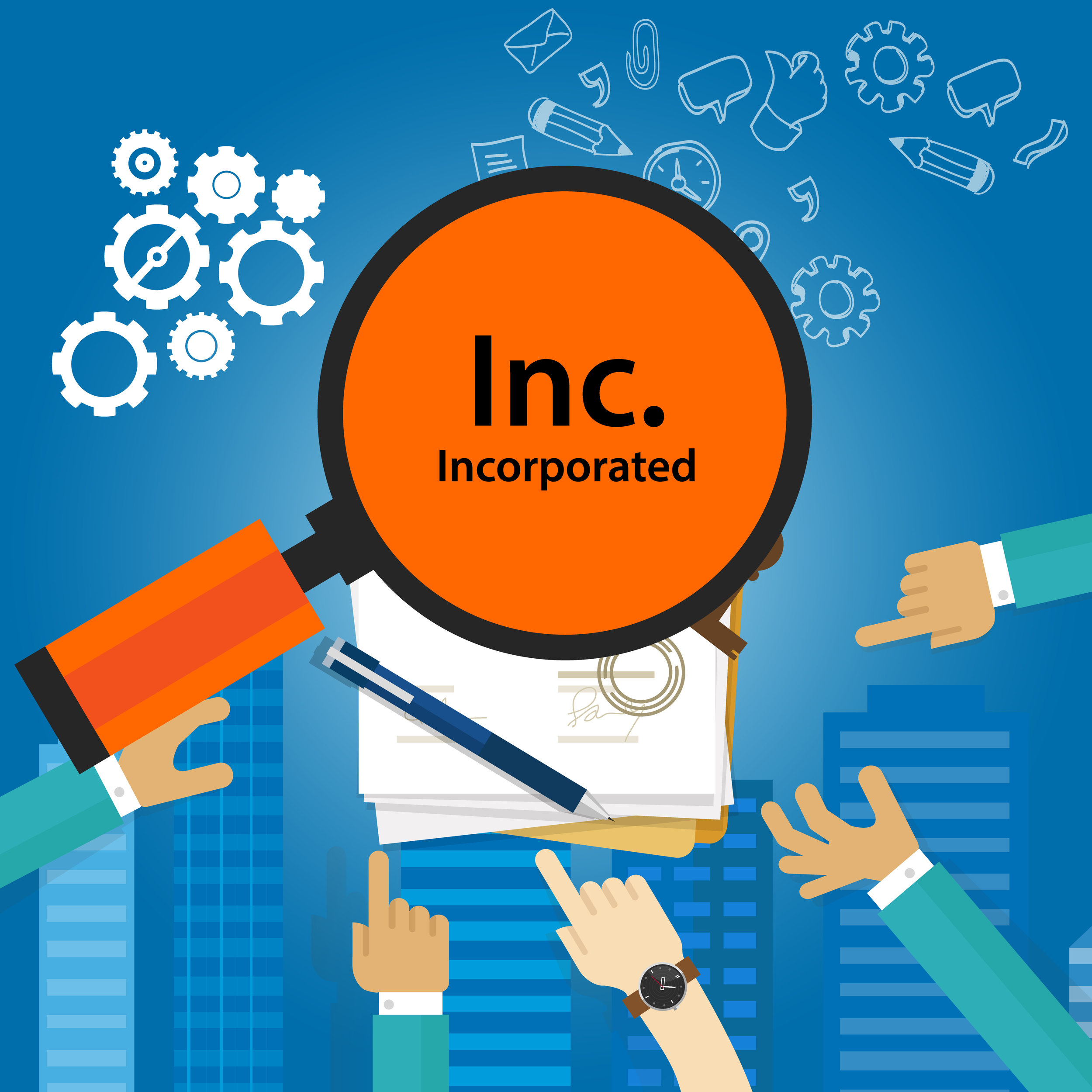 Form a Corporation - A formal business structure provides the protection you need as a business owner. Don't risk your personal assets for your business ventures! Once you complete our checkout, we will reach out to you for some additional information to get your business formation process started.Price Varies by State of incorporation.