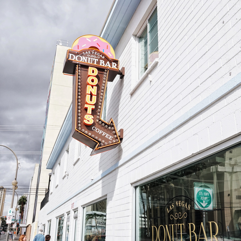 Donut Bar - Downtown Vegas