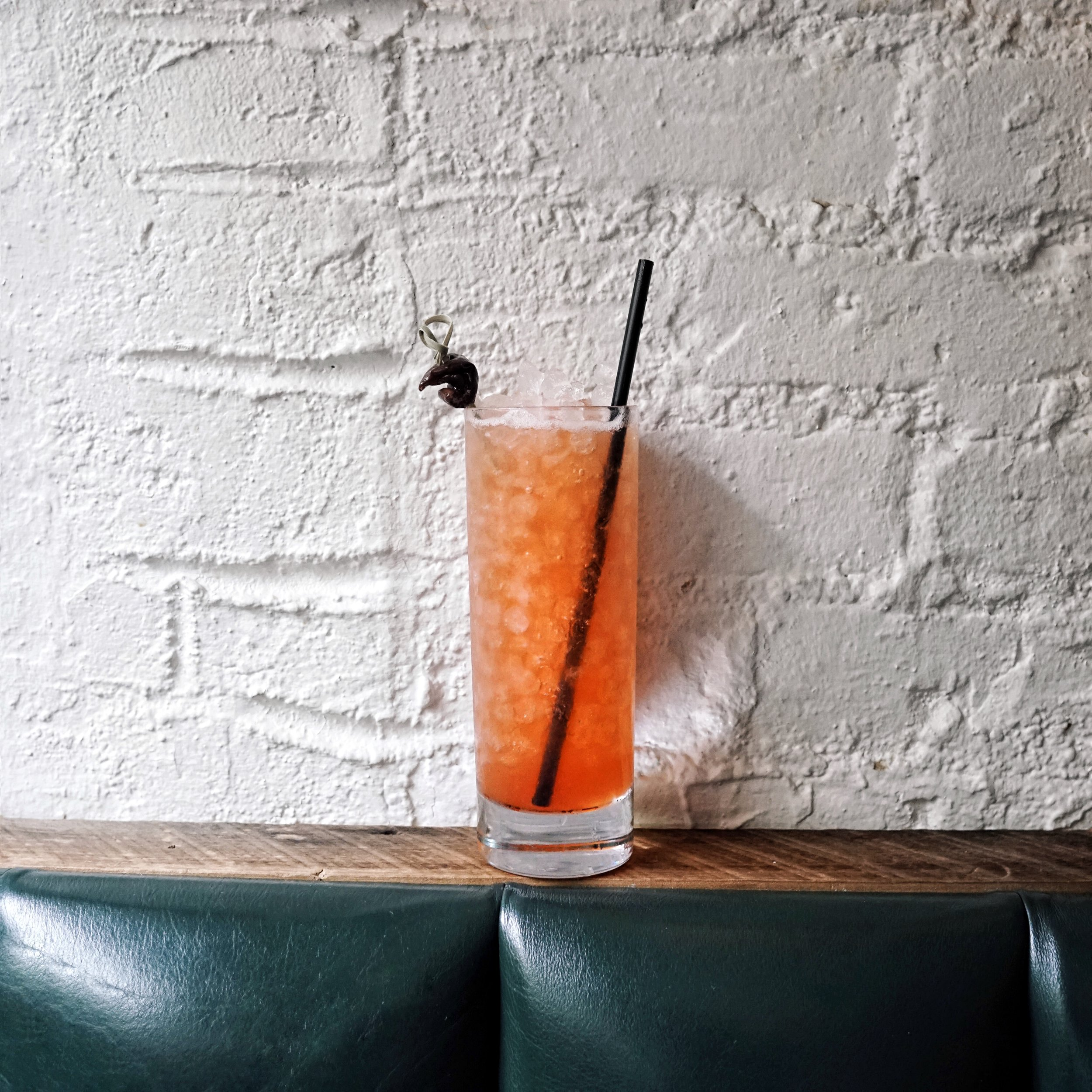 Spiced Plum Punch