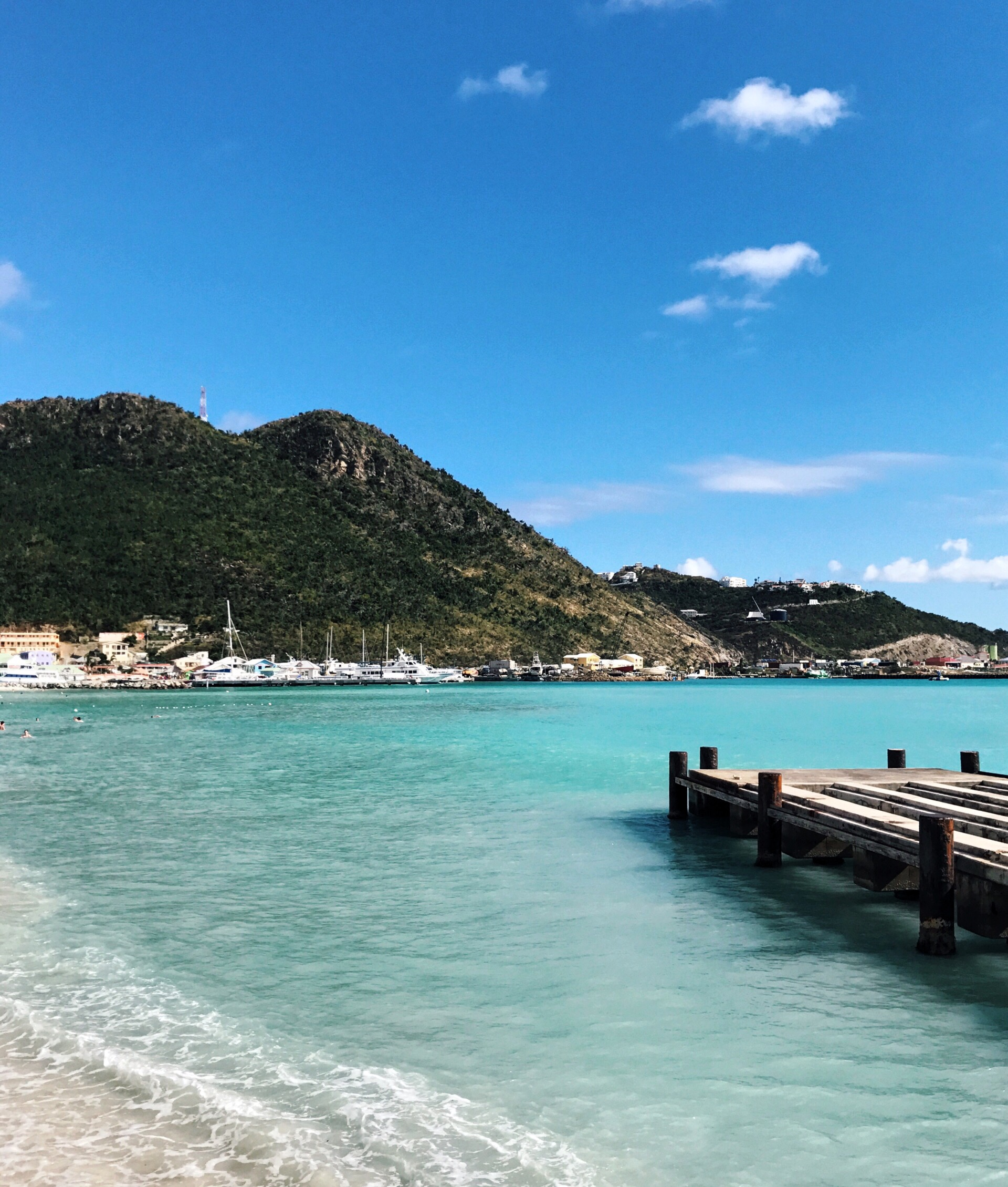 Great Bay, Philipsburg
