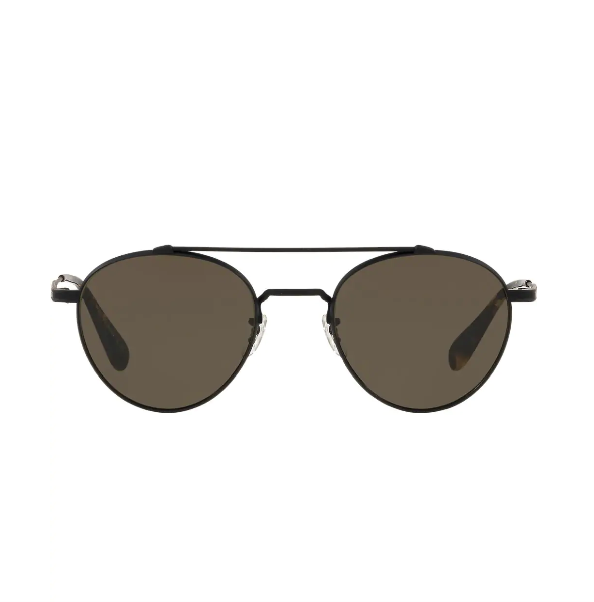 $590 - Oliver Peoples Watts sunglasses   Oliver Peoples makes some of my favorite sunglasses! I love a round frame and think they look good on most face shapes. I love the brown-ish color of these too! They'll definitely stand out and make anything you're wearing look good!