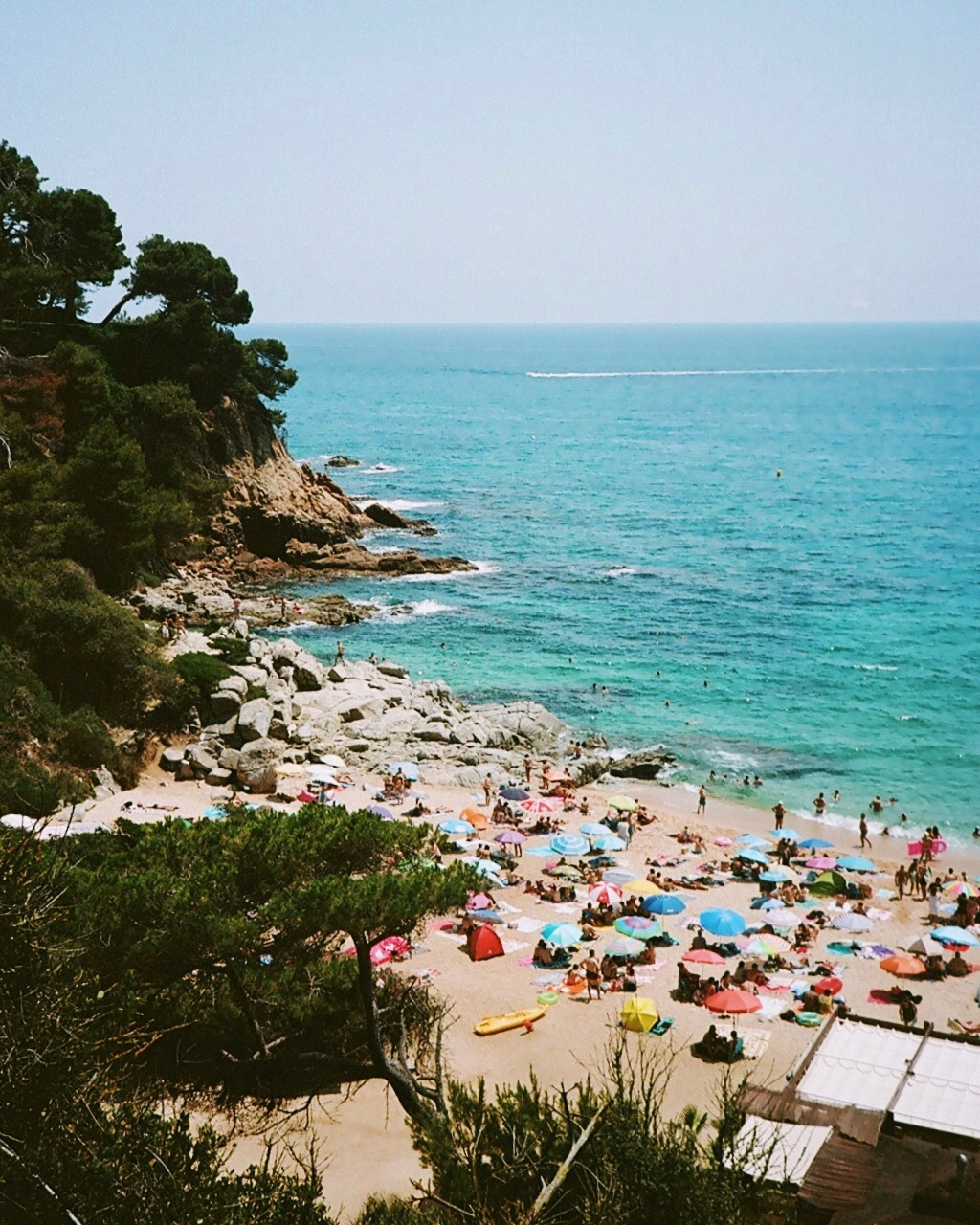 Casa sa Boadella beach, Lloret de Mar