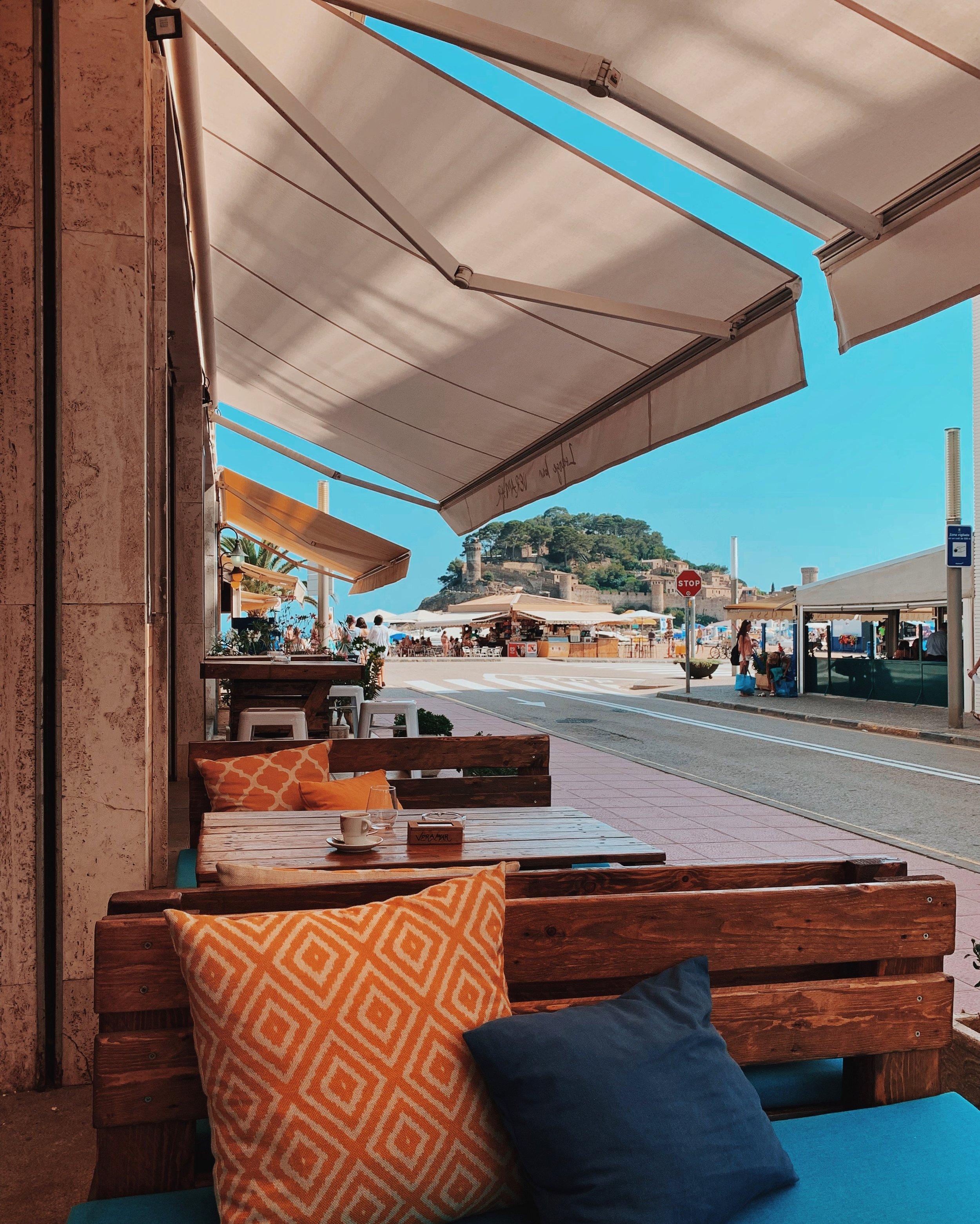 Lounge Bar Veramar, Tossa de Mar