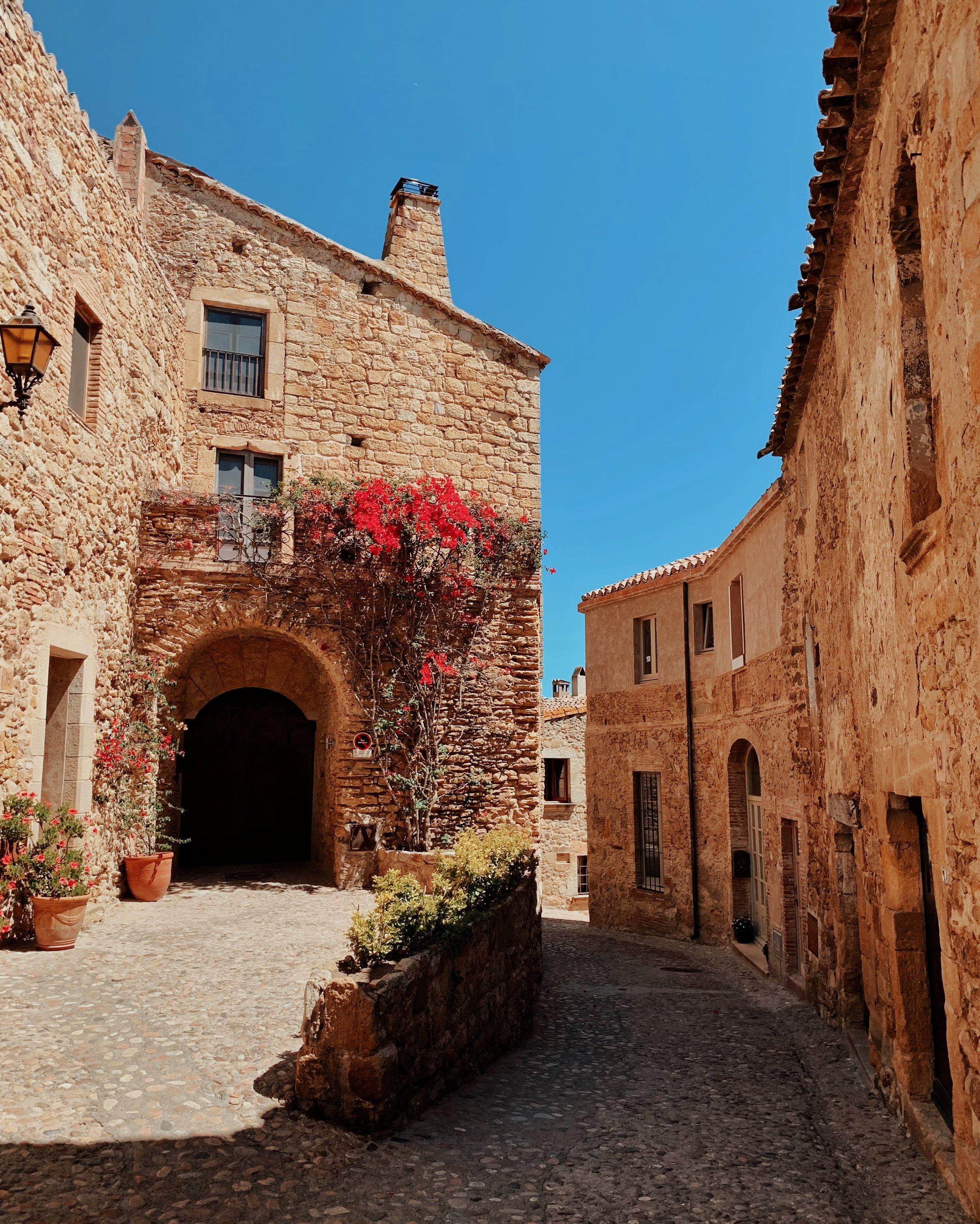 Pals, Girona Spain