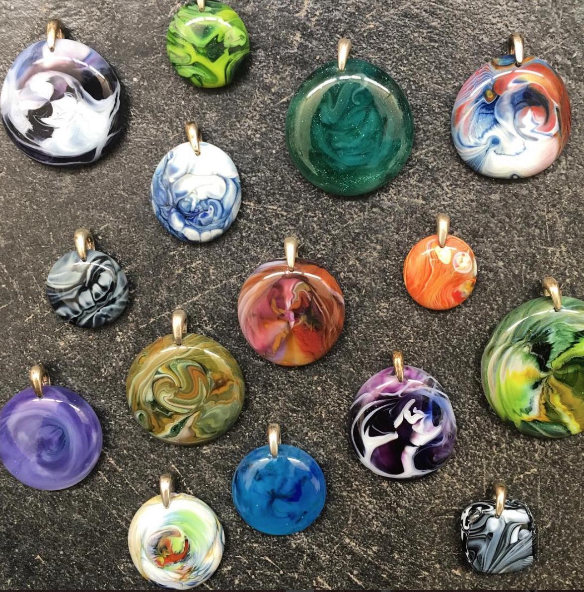 Art Glass by Sara Chatfield
