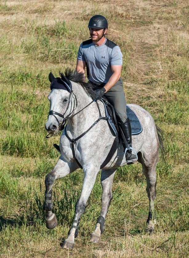 Tony Dableh - CTOTony is a successful entrepreneur and brings his engineering expertise to Levade. As a fellow equestrian, Tony owns and trains his talented show jumper Centurio.
