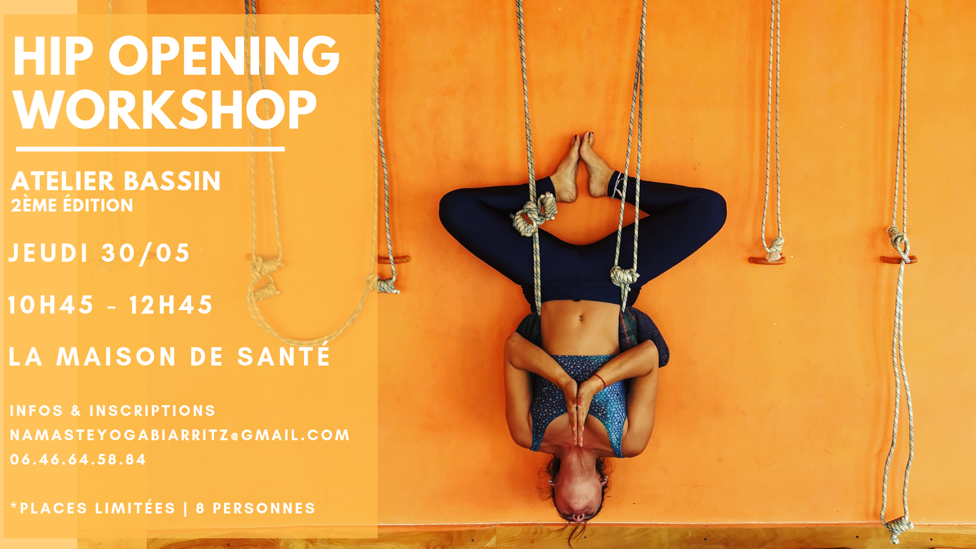 Hip Opening Workshop