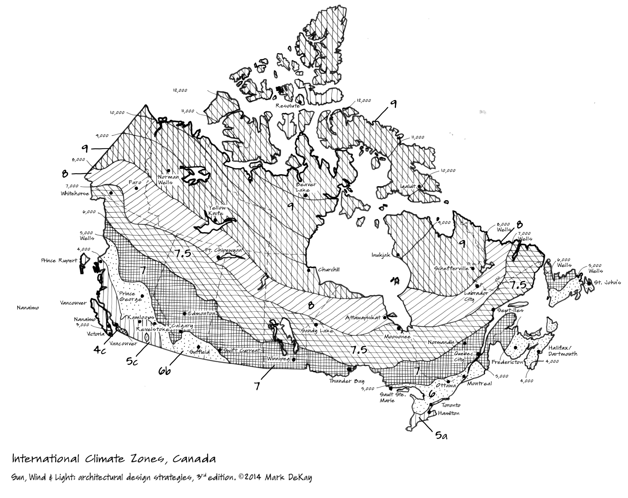 p41 Climate Zones, Alaska