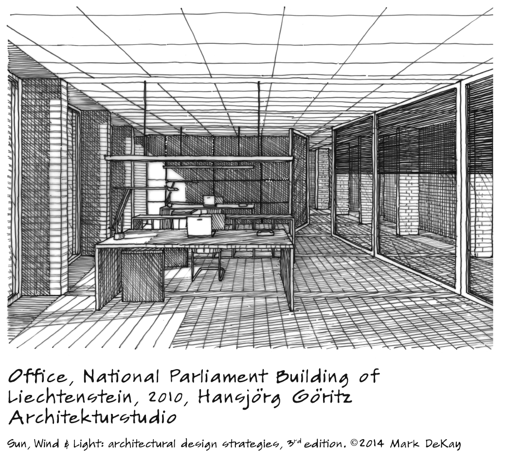 p148 Parliament Building Office
