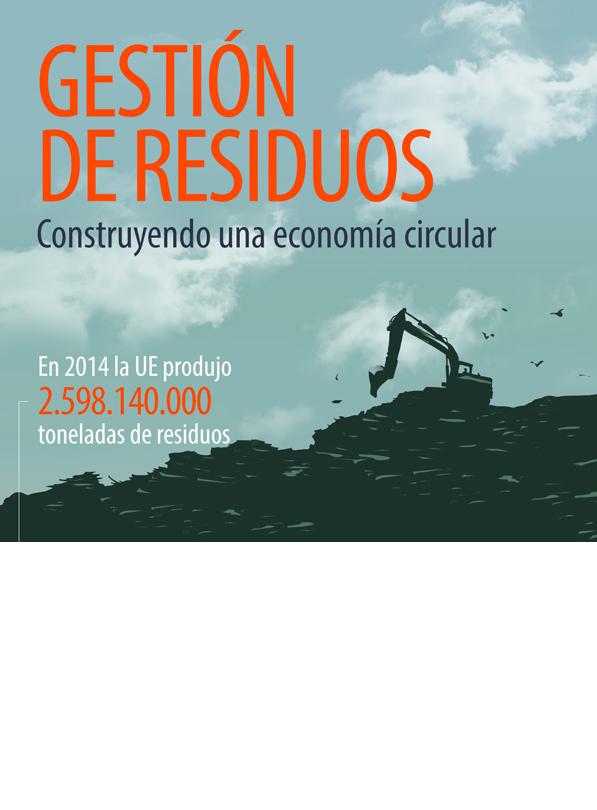 Más reciclaje para avanzar hacia una economía circular