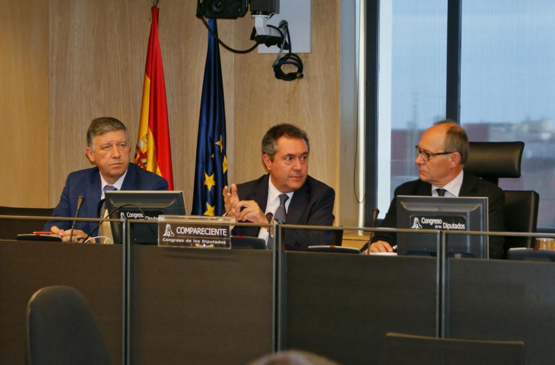 Juan Espadas, Alcalde de Sevilla y Presidente de la Red de Ciudades por el Clima