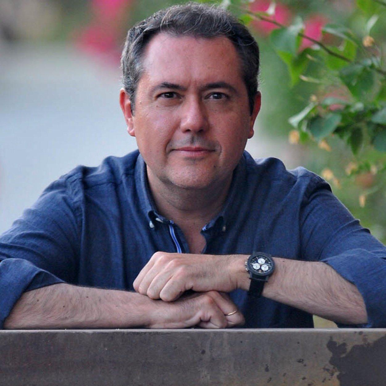Juan Espadas, Alcalde de Sevilla y Presidente de la Red Española de Ciudades por el Clima de la FEMP.