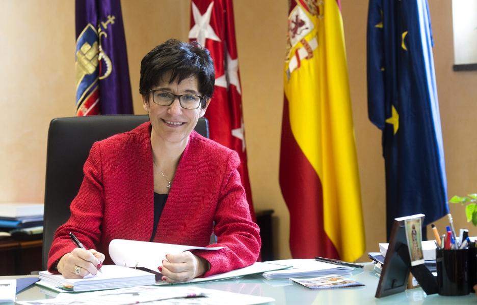 Pozuelo de Alarcón - Alcaldesa - Susana Pérez Quislant.jpg