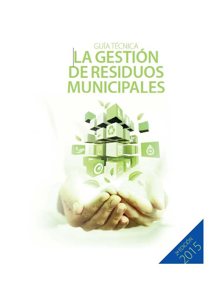 Guía técnica. La gestión de residuos municipales