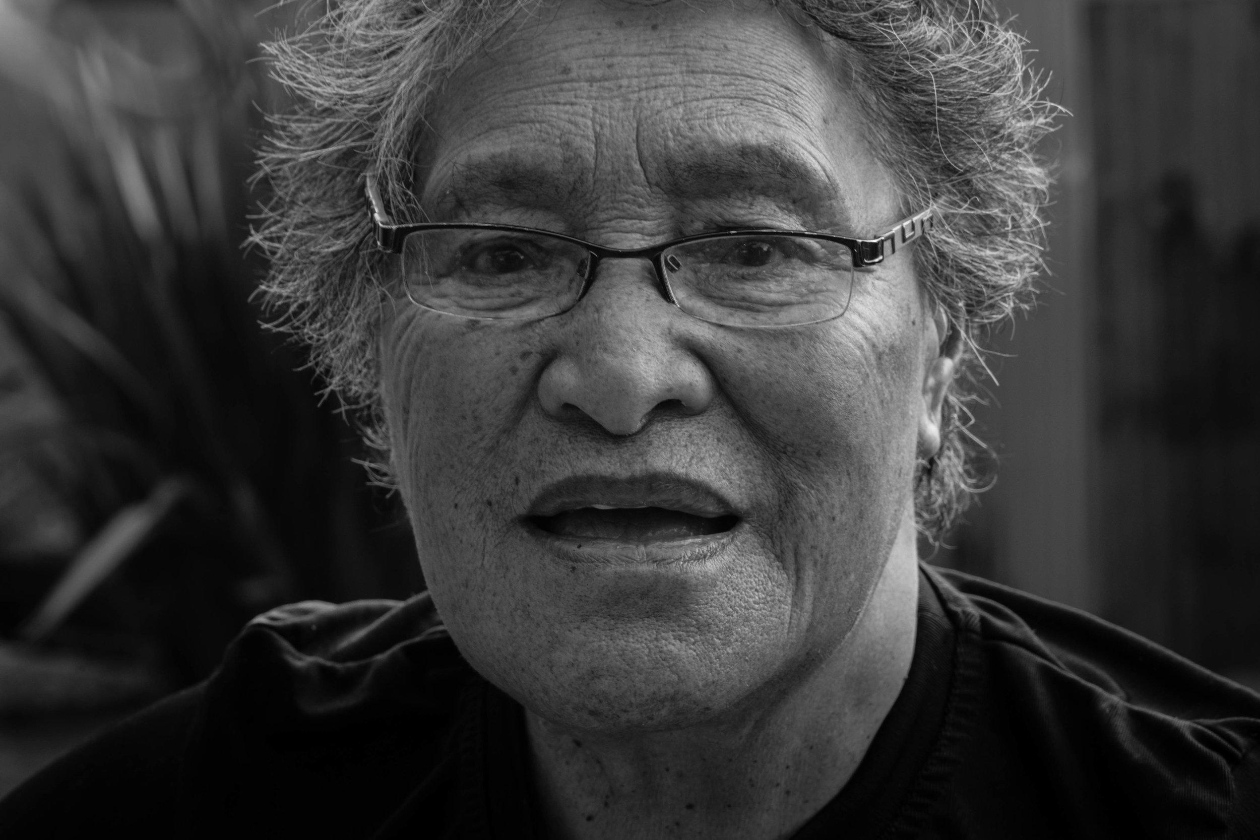 Nanny Kahu - NGAPUNA, ROTORUA   2016