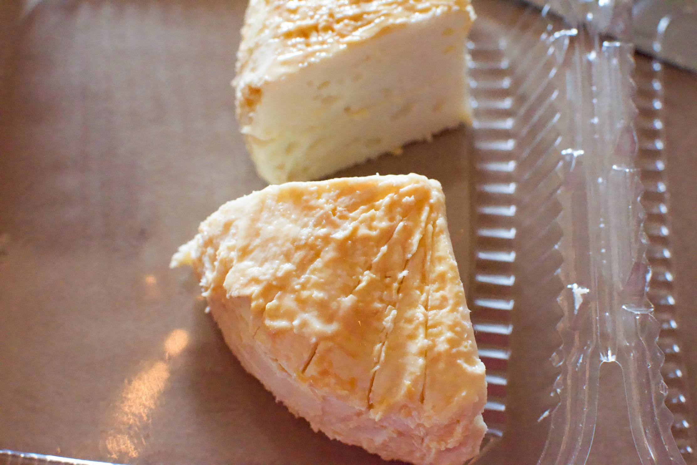 Lactic Acid Fermented Cheese -Photo by:  The Mobile Monger