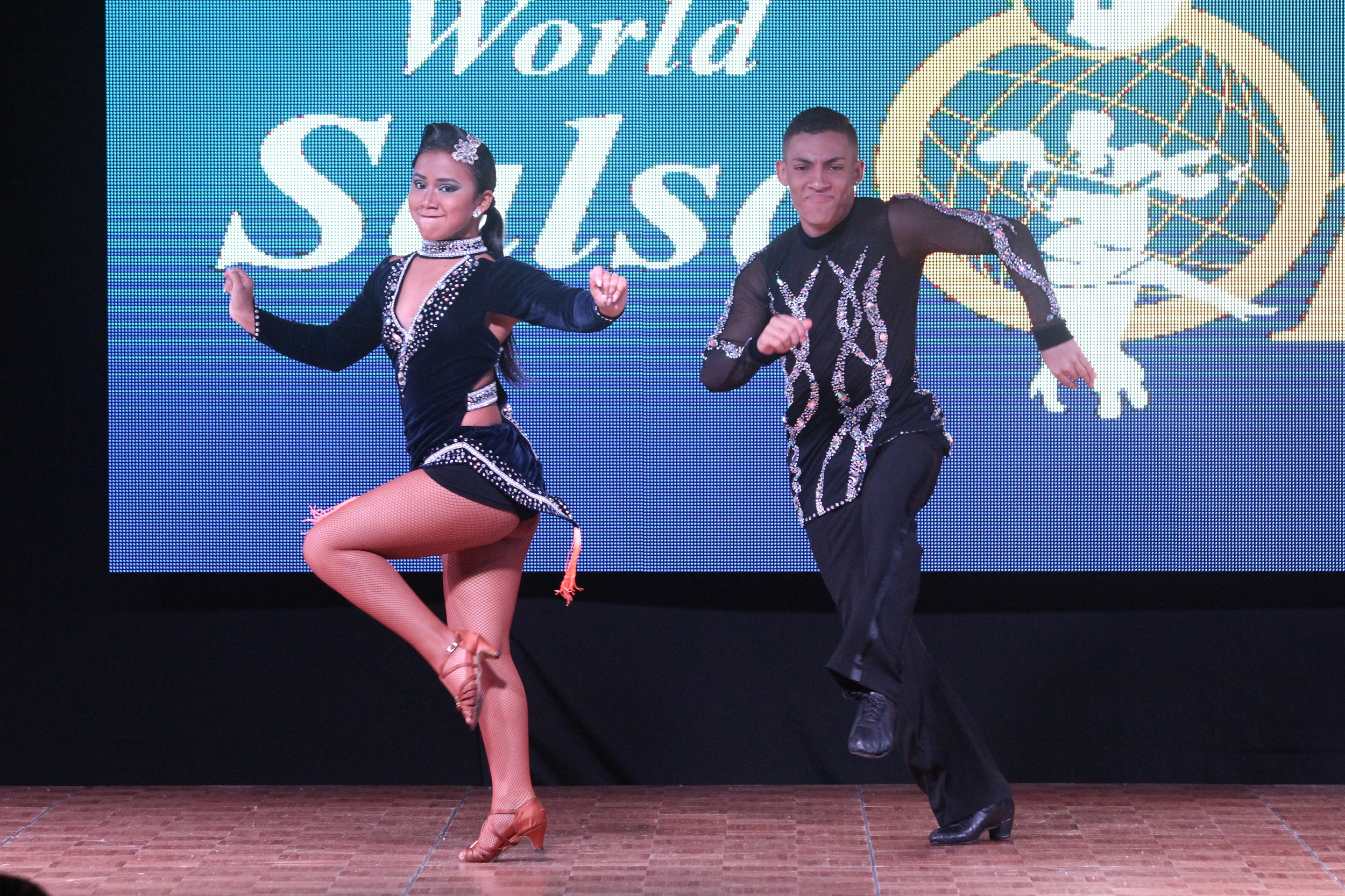 Santiago Ayala y Daniela de Jesús-Colombia Junior Foto #4.JPG