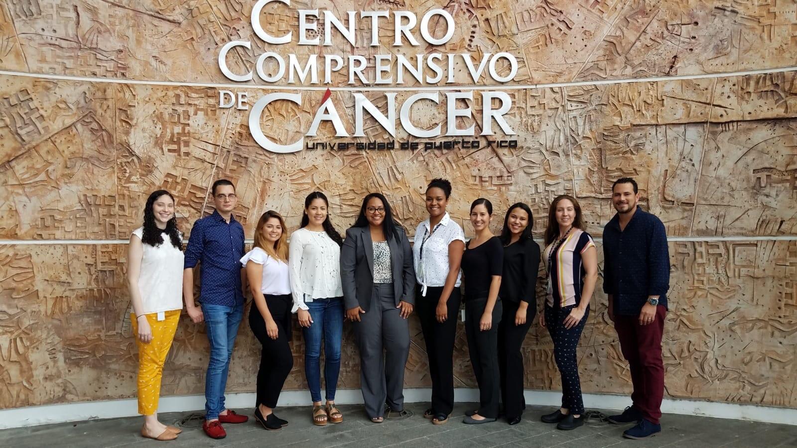 Equipo de investigación, Dra. Vivian Colón, División de Ciencias Poblacionales del CCC.jpg