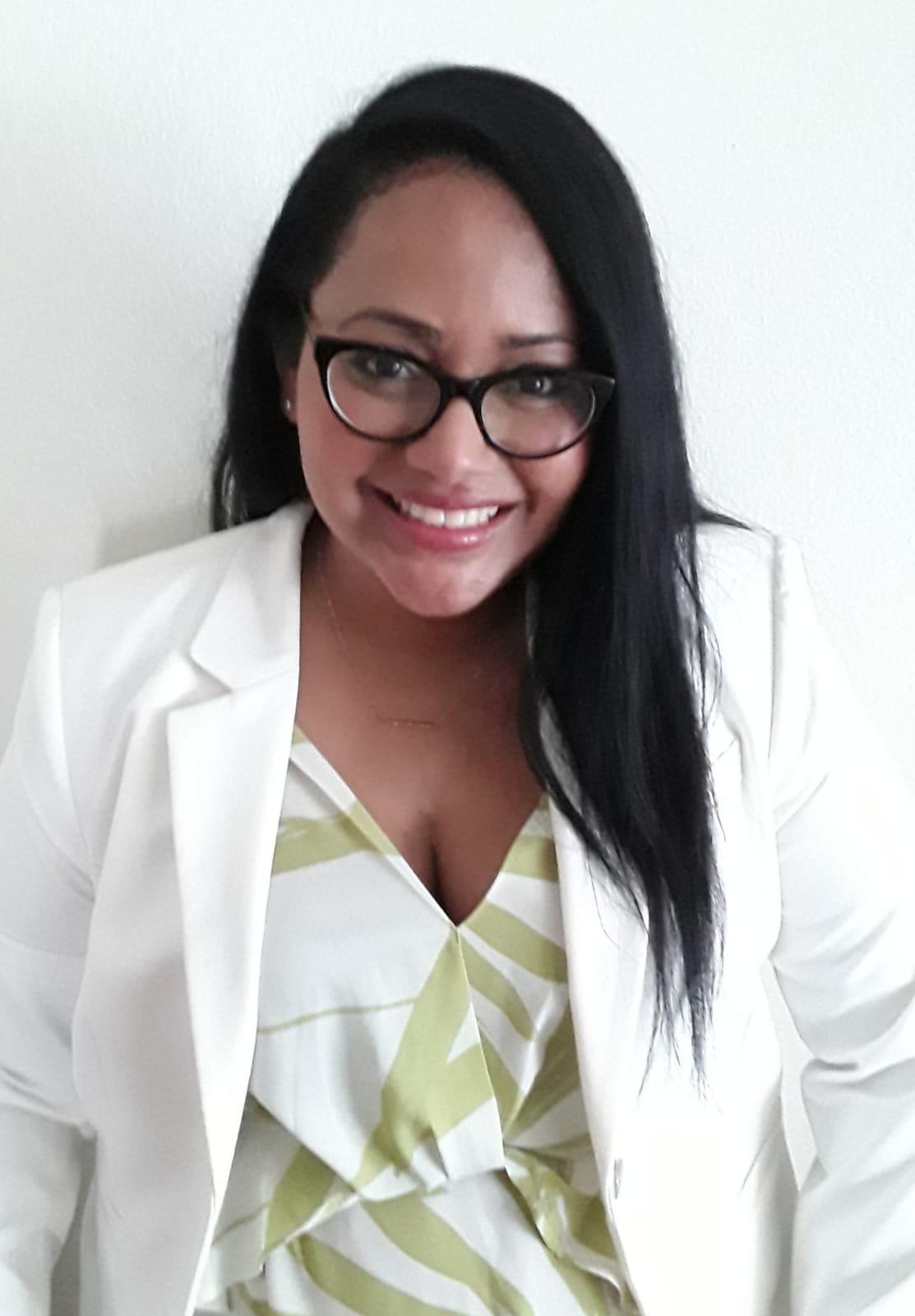 Dra. Vivian Colón, División de Ciencias Poblaciones, Centro Comprensivo de Cáncer.JPG