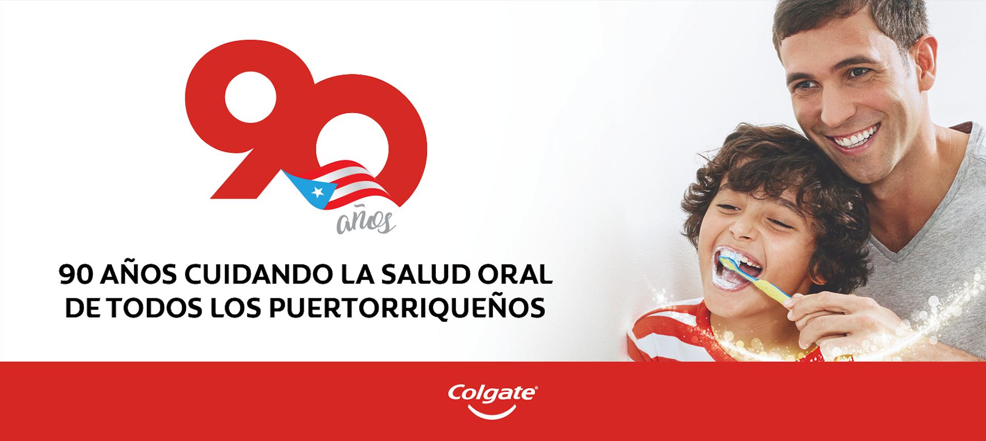 Colgate 90 años cuidando la salud oral de los puertorriqueños.png