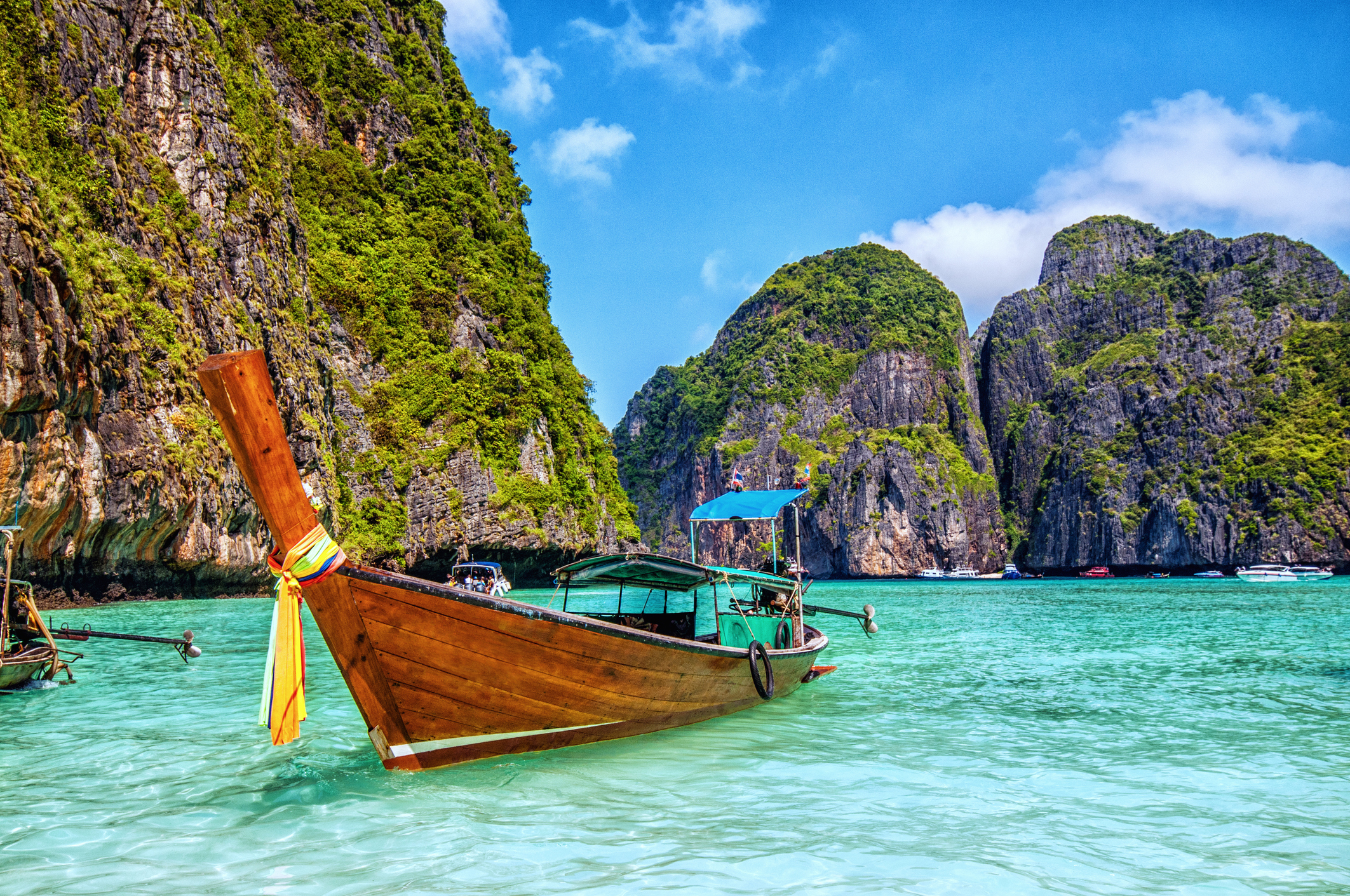Thailand's Top Experiences: - 1. Squirting water guns at Chiang Mai's Songkran Festival2. Getting Scuba Certified on Koh Tao3. Cooking up your own Pad Thai with the help of a local chef