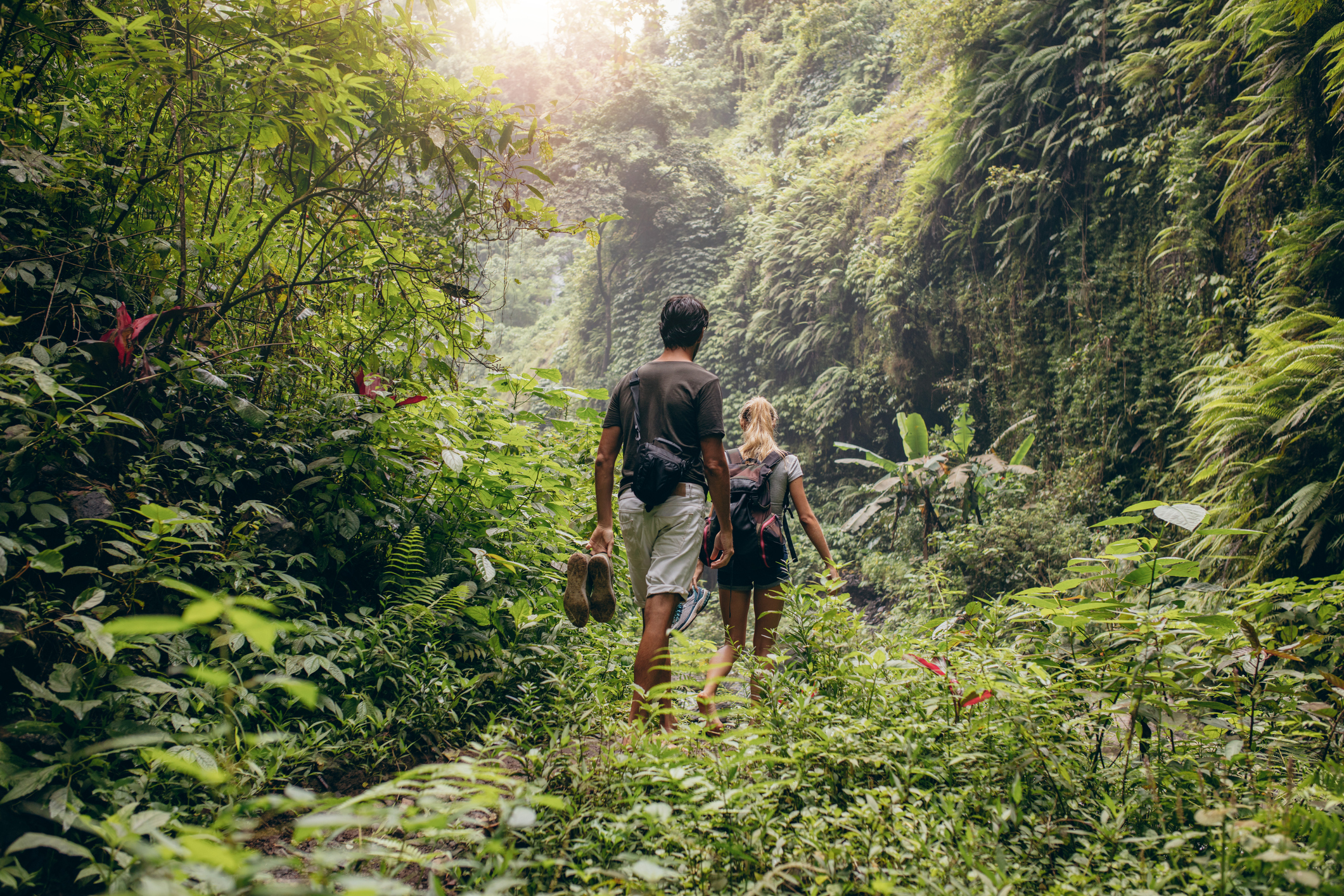 Travel vaccines give you peace of mind. Don't get sick on your trip. -